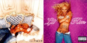 Lil Kim The Notorious Kim Booklet