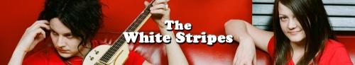 The White Stripes Banner Art