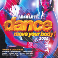 V.A.-Absolute Dance Move Your Body 2005 Front