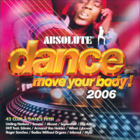 V.A.-Absolute Dance Move Your Body 2006 Front