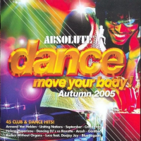 V.A.-Absolute Dance Move Your Body Autumn 2005 Front
