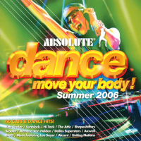 V.A.-Absolute Dance Move Your Body Summer 2006 Front
