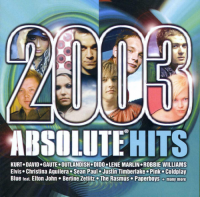 V.A.-Absolute Hits 2003 Front