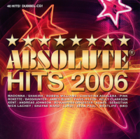 V.A.-Absolute Hits 2006 Front