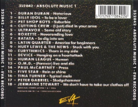 V.A.-Absolute Music Vol.01 Back