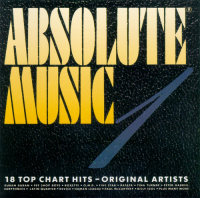 V.A.-Absolute Music Vol.01 Front