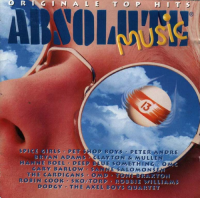 V.A.-Absolute Music Vol.13 Front