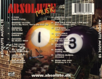 V.A.-Absolute Music Vol.18 Back