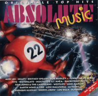 V.A.-Absolute Music Vol.22 Front