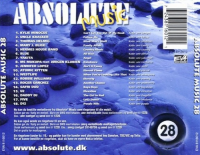 V.A.-Absolute Music Vol.28 Back