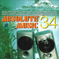 V.A.-Absolute Music Vol.34 Front