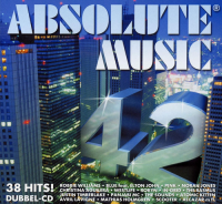 V.A.-Absolute Music Vol.42 Front