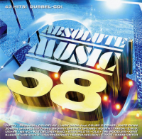 V.A.-Absolute Music Vol.58 Front
