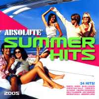 V.A.-Absolute Summer Hits 2005 Front