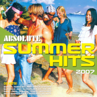 V.A.-Absolute Summer Hits 2007 Front