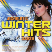 V.A.-Absolute Winter Hits 2008 Front