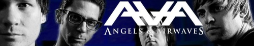 Angels & Airwaves Banner Art