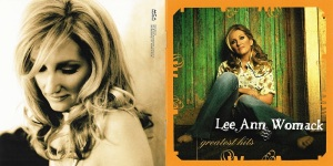 Lee Ann Womack Greatest Hits (USA) Booklet