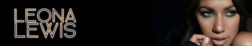 Leona Lewis Banner Art