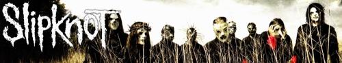 Slipknot banner