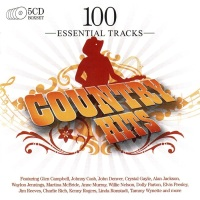 V.A.-100 Essential Country Hits