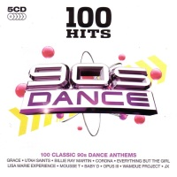 V.A.-100 Hits - 90s Dance - Front