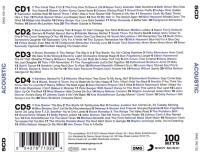 V.A.-100 Hits - Acoustic - Back