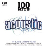 V.A.-100 Hits - Acoustic - Front