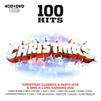 V.A. - 100 Hits - Christmas - Front