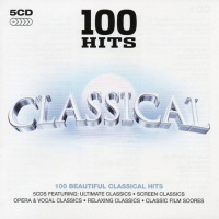 V.A. - 100 Hits - Classical - Front