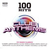 V.A. - 100 Hits - Club Anthems - Front