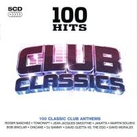 V.A. - 100 Hits - Club Classics - Front