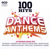 V.A. - 100 Hits - Dance Anthems - Front