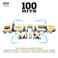 V.A. - 100 Hits - Dance Mix - Front