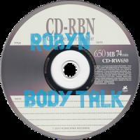 Robyn Body Talk Cd