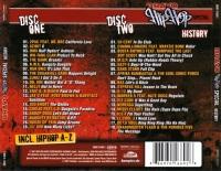 V.A.-Bravo Hip Hop History 1 Back