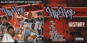 V.A.-Bravo Hip Hop History 1 Booklet
