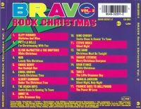 V.A.-Bravo Rock Christmas 2 1993 Back