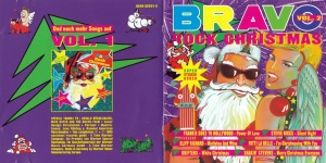 V.A.-Bravo Rock Christmas 2 1993 Booklet 2