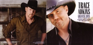 Trace Adkins American Man (Greatest Hits Vol.02) Booklet 1