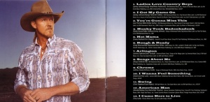 Trace Adkins American Man (Greatest Hits Vol.02) Booklet 2