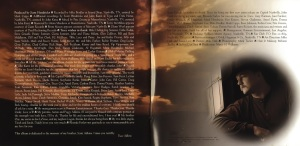 Trace Adkins Dreamin Out Loud Booklet 3