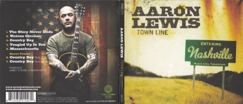 Aaron Lewis Town Line Digipack