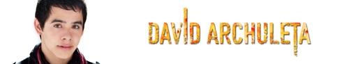 David Archuleta Banner
